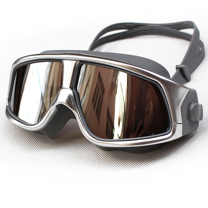 large goggles  Aliexpress.com : Buy COPOZZ Comfortable Silicone Large Frame Swim ...