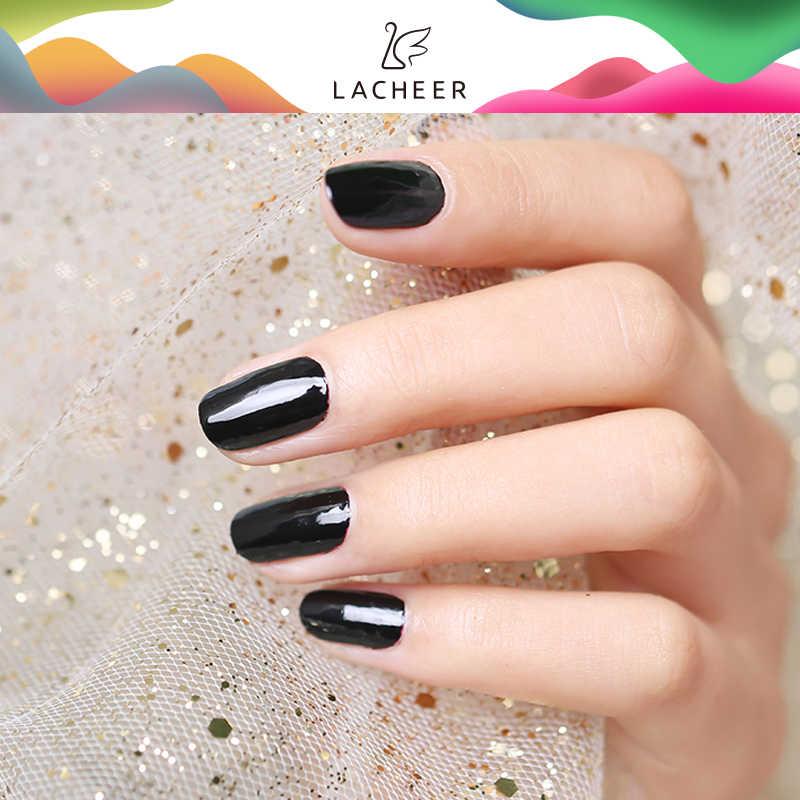 Lacheer lakier do paznokci polski paznokci hybrydowy UV do paznokci Manicure do paznokci paznokcie rozszerzenia 10ML Vernis półstały podkład żel do paznokci polski