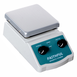 Image 5 - SH 2 Laboratory Magnetic Stirrer with heating Blender mixer Hot Plate with Magnetic Stir Bar