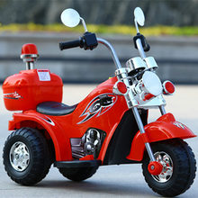 Children Electric Motorcycle Boys Girls Tricycle Motorbike Three Wheels Ride on Vehicle Car Toys Kids Ride on Motorcycle Toy