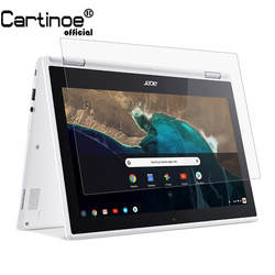 Cartinoe Универсальный Hd Crystal Clear ЖК гвардии пленка защитная плёнка для экрана ноутбука для acer Chromebook R 11 11,6 дюймов Тетрадь, 2 шт