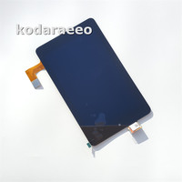 Kodaraeeo Replacement Touchscreen For Dell Venue 7 T01C 3740 3730 Touch Screen Digitizer With Full LCD