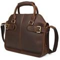 Tiding nuevo maletín de cuero para hombre informal bolso Vintage estilo Yuppie bolso del ordenador portátil de edición limitada 2020