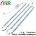 5730 LED Bar Lights LED Tube Ceiling Lamp LED Light Source High Brightness with Power Driver + Magnetic Holder.
