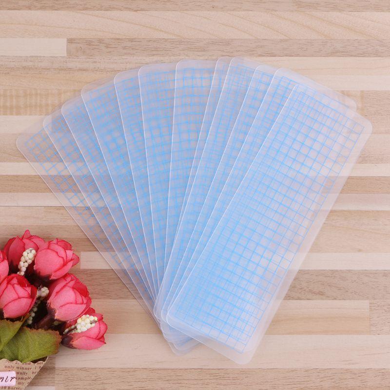 2020 New 12Pcs PVC Washi Tape Storage Bookmark Washi Tape Separate Office School Supplies