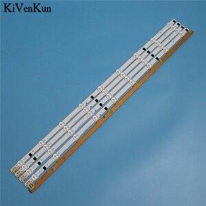 """Image 1 - 650mm 9 Lampen Led hintergrundbeleuchtung Streifen Für Samsung UE32F4020AW 32 """"D2GE 320SC0 R3 2013SVS32H 2013SVS32F Bars Kit Fernsehen FÜHRTE Bands"""