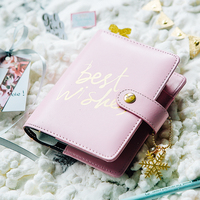 2017 Dokibook Winter Firework Series Korean Notebook Personal Day Planner Diary Weekly Agenda Organizer Gifts Stationery