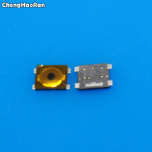 ChengHaoRan 2-50PCS New Micro Spring piece Terminal For iPhone 4 4S Power button switches oem 2 iphone 4s