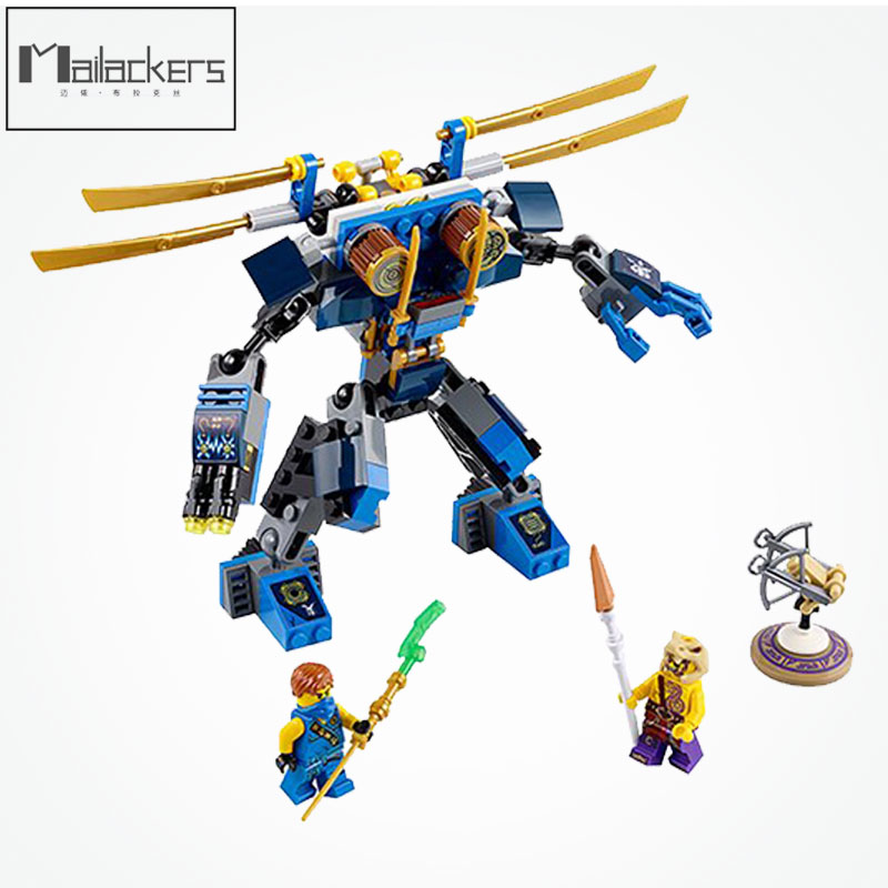 Realistic Mailackers Legoing Ninja Figure Blocks Electromech Ninja Jouet De Construction Educational Diy Toy For Child Compatible Legoings Blocks Toys & Hobbies