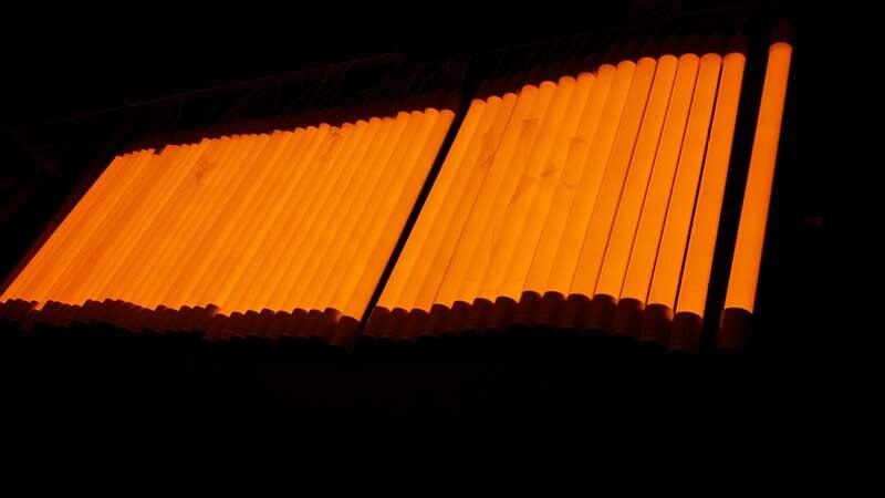 0320 warm white 2500K  T8 LED Tube lamps lights lightings 02