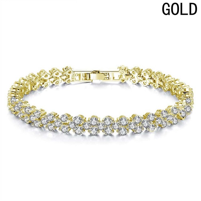 Rhinestone Stylish Bracelet Gift Hot Best Vintage Design Supplies