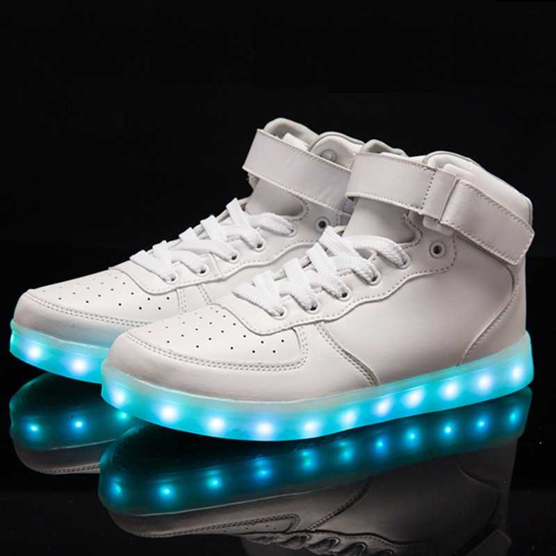 adult sized light up shoes