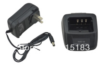 KSC-35 Rapid Desktop Charger/Adapter for Kenwood KNB-45L KNB-63K KNB-65L Li-ionBattery,TK3207 TK3217 TK3207G TK2306 TK3200 radio