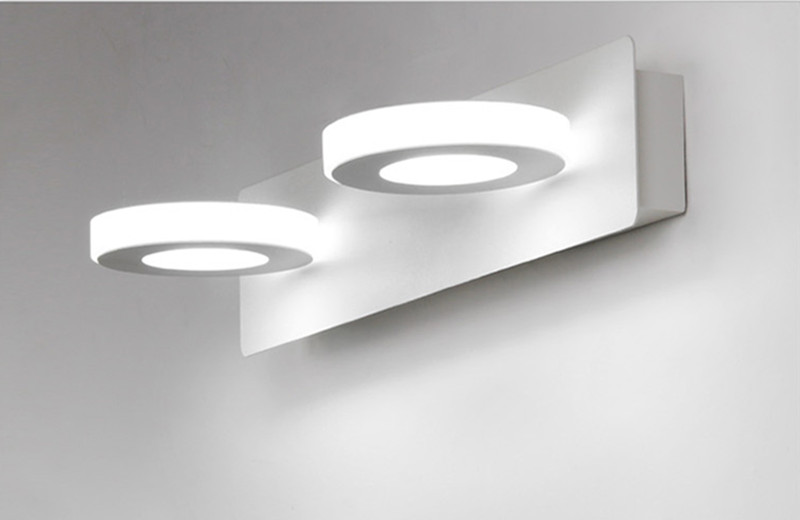 Lamp Spiegel Badkamer : Watt watt led spiegel wandleuchte badezimmer wandleuchte