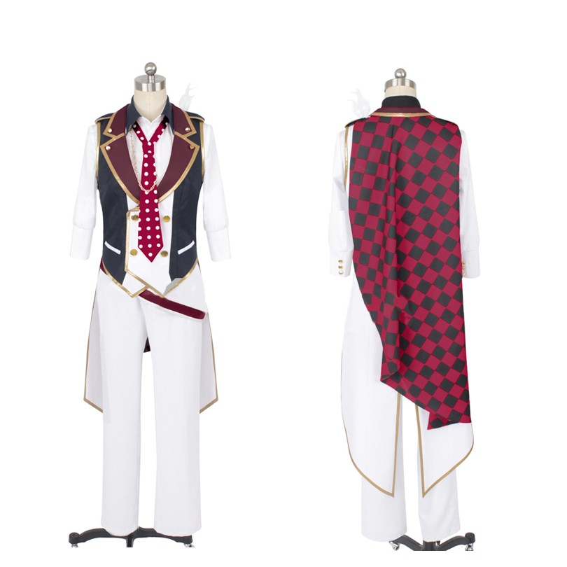 IDOLiSH7 i7 RESTART POiNTER Respo Riku Nanase Stage Uniform Cosplay Costume C012