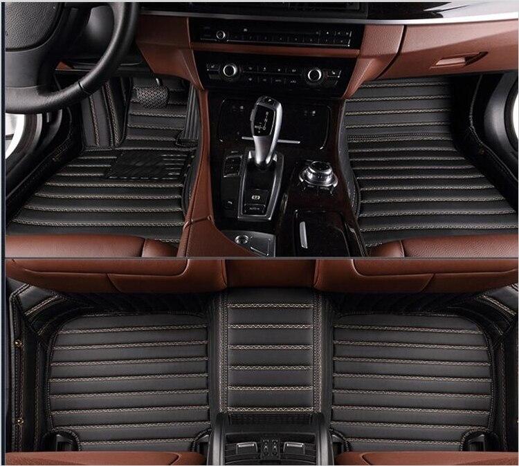 Лучшее качество! Специальные коврики для нового BMW 5 серии G30 2018 2017 износостойкие Нескользящие ковры, бесплатная доставка