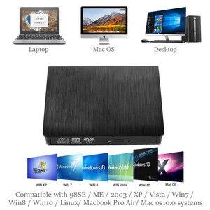 USB 3.0 External CD/DVD ROM Pl