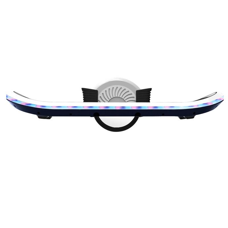 2 roues scooter électrique 6.5 pouces planche à roulettes électrique Bluetooth Hoverboard style planche à roulettes auto équilibrage scooter avec musique de LED