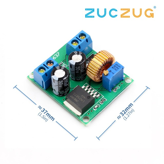 DC-DC 3V-35V To 4V-40V Step Up Power Module Boost Converter 12v 24v Converter 12v to 5v DC DC Voltage Converter 12v to 19v