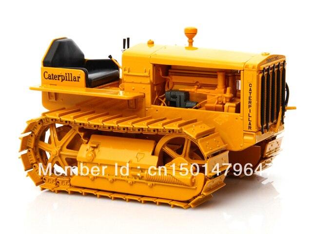 NORSCOT 55154 chat vingt-deux tracteur/chenille 1:16 échelle véhicules de Construction jouet