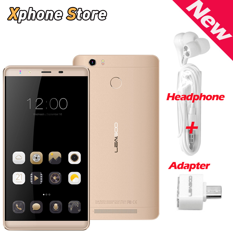 Original LEAGOO Shark 1 6 0 inch MTK6753 Octa Core 1 3GHz 4G LTE Smartphone 3GB