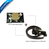 Original F173050 print head printhead For Epson 1390 1400 1410 1430 R1390 R360 R265 R260 R270 R380 R390 RX580 RX590 L1800 1500W
