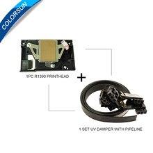 Originele F173050 printkop printkop Voor Epson 1390 1400 1410 1430 R1390 R360 R265 R260 R270 R380 R390 RX580 RX590 l1800 1500 w