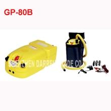 GP-80B 500L/мин Электрический насос для надувной 12 В Электрический пневматический насос пневмопочты диаметр 20 мм Максимальное давление 80KPa