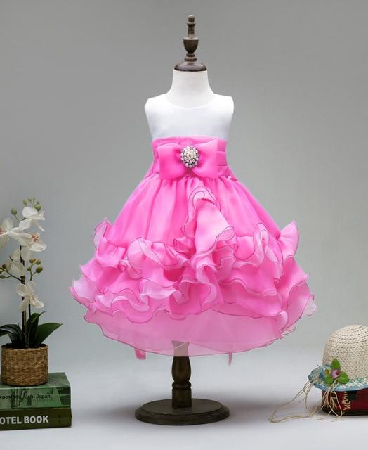 De gama alta vintage Lush Vestidos para Niñas 2017 del nuevo ...