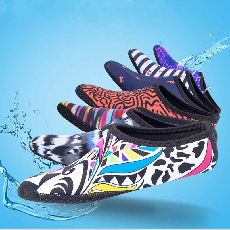 Hoge-Jump Camouflage Vissen Steltlopers 2MM Neopreen Duiken Sokken Anti Slip Upstream Sandbeach Zwemmen Surfen Vissen Laarzen Schoenen