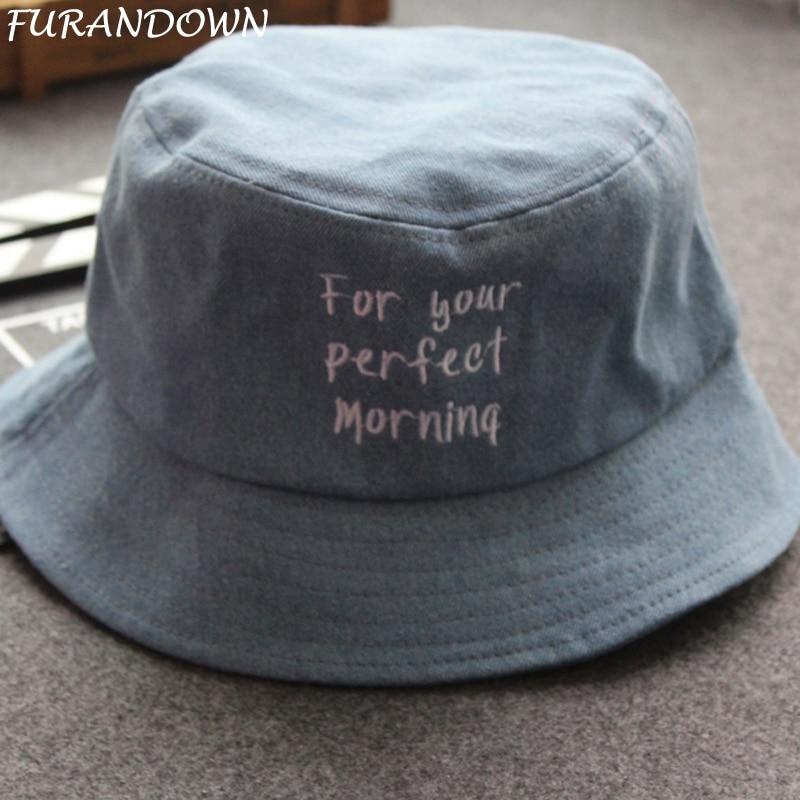 a39c5fe16c23 Nuevo sombrero de cubo de verano para hombres y mujeres, sombreros de  vaquero Pop, sombrero de pesca ...