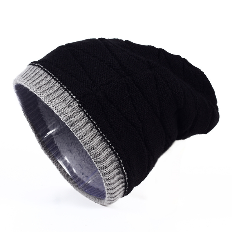 VORON Unisex Beanie Winter Hats Cap Men Women Stocking Hat Beanies stripe Knitted Hiphop Hat male Female Warm wool Cap Winter unisex illest letter hat gorros bonnets winter cap skulies beanie female hiphop knitted hat toucas outdoor wool men pom ball