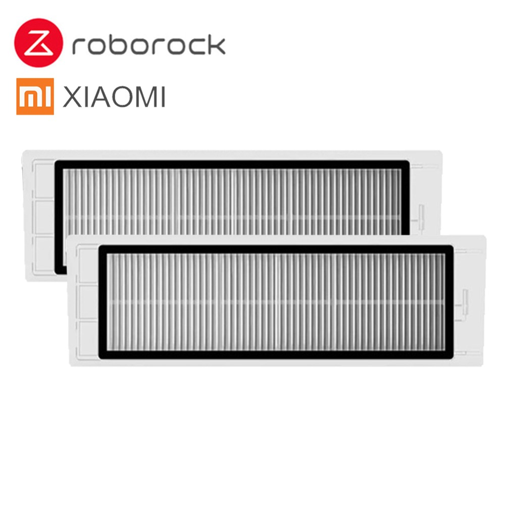 Xiaomi Roborock Robot S50 S51 Cleaner Spare Parts Kits Mop Cloths Dry Wet  Mopping Water tank filter Side Brush Roller Brush