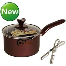 Hot-selling non-stick milk pot subor pt16k1 small soup pot small sauceboxes paring knife