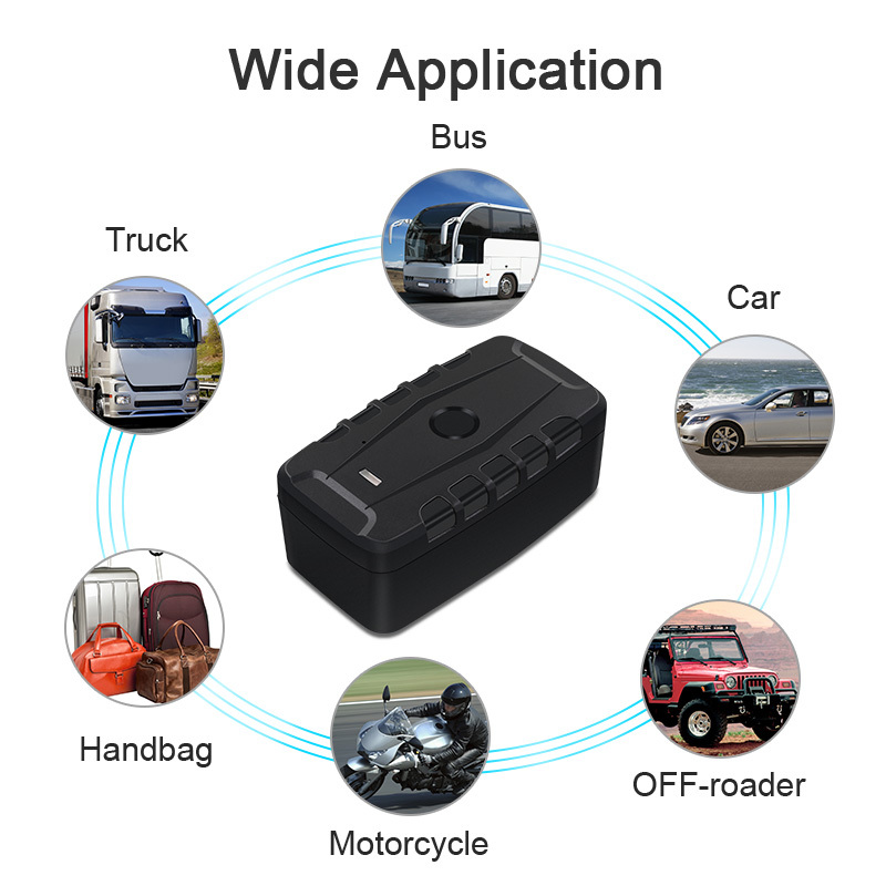 Car GPS Tracker LK209C 20000mAh LK209B 10000mAh Long Standby Magnet Vehicle GPS Locator Waterproof Shock Drop
