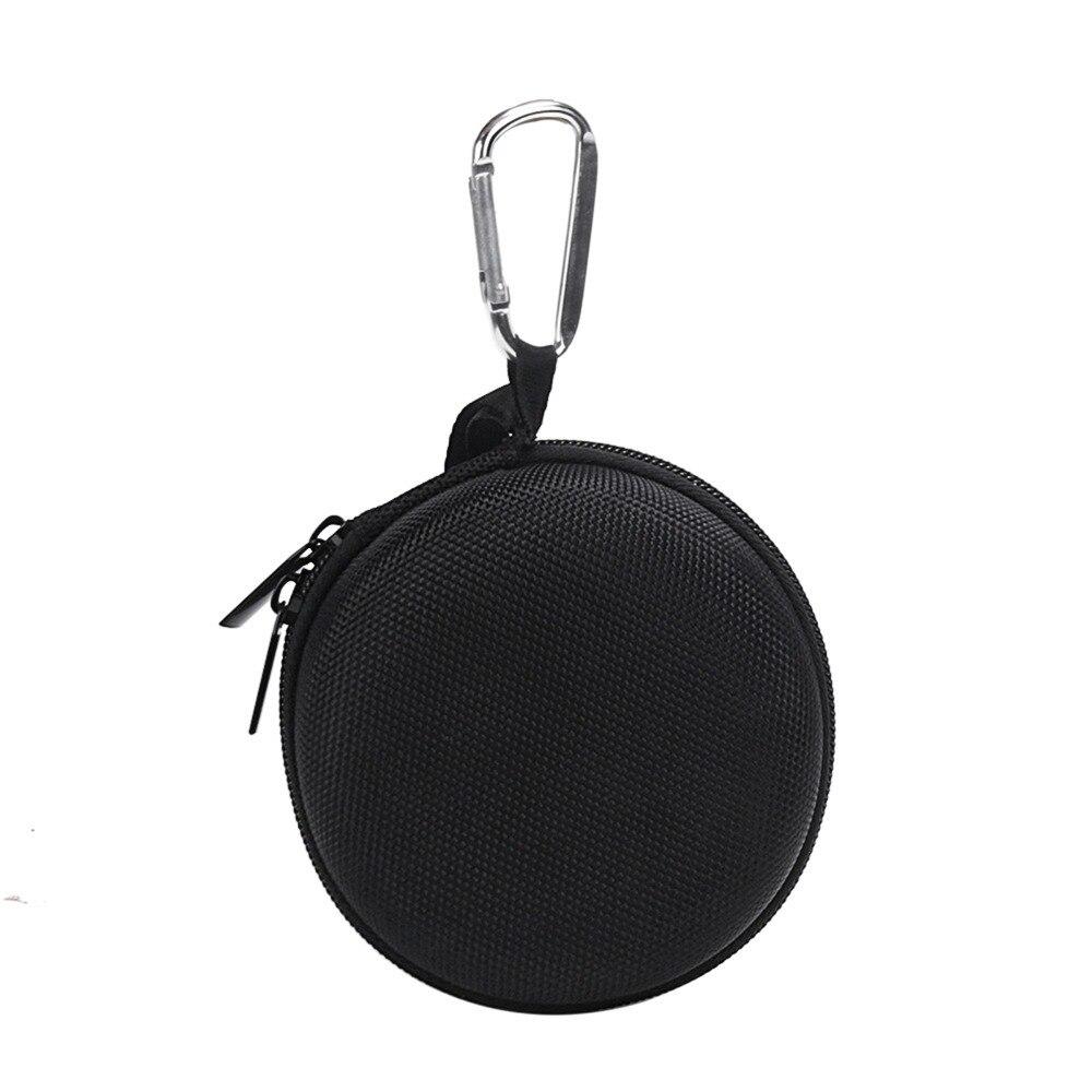 EVA чехол для хранения Amazon Echo Dot 3rd Gen Smart Speaker, чехол для рук, защитный чехол на молнии, аксессуары