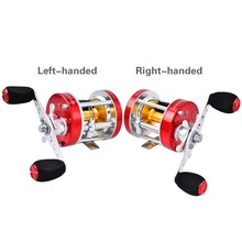 KastKing Rover Right/Left Hand Kit Pesca Round Baitcasting Reel Saltwater Fishing Reel 7bbs 5.3:1 Trolling Carp Reel