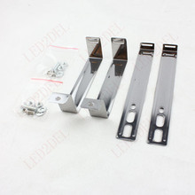 HID Fittings Kit Metal Holder Brackets Screws For 12V-24V Xenon Ballast Accessories (20set)
