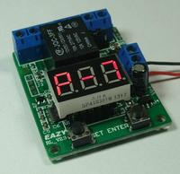 Free Shipping 1pc Voltage Detection Control Timer Delay Switch Relay Over Voltage Overload Protection Board