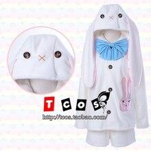 Anime Cosplay Hatsune Miku Hatsune Cos Fiesta de Halloween Completo Set4in1 (Top + Shorts + pajarita + calcetines)