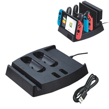 Multifunction Charging Dock Storing Stand Charge Charger For Nintend Switch Nintendo Pro controllers and Joy-Cons