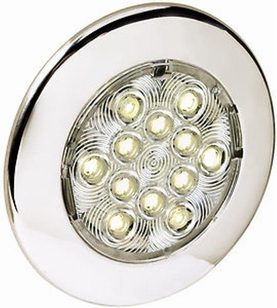 Tengeri csónakkikötő SUPER SLIM felszíni szerelésű LED belső - Beltéri világítás
