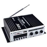 LP V9S 2x 20W 2CH Hi Fi Car Amplifier Stereo L R RCA Digital Audio Amp