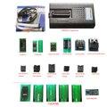 Support K9GAG08U0E, 2019 New TNM5000 USB EPROM Programmer+14pc sockets+IC Clip for NAND flash/EPROM/MCU/PLD/FPGA/ISP/JTAG/EEPROM
