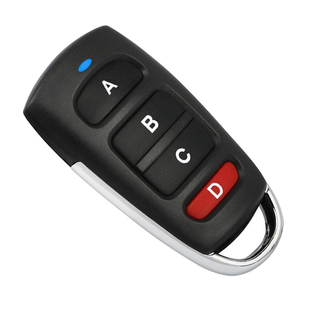 433mhz Universal Cloning Electric Gate Garage Door Remote Control Key Fob Cloner