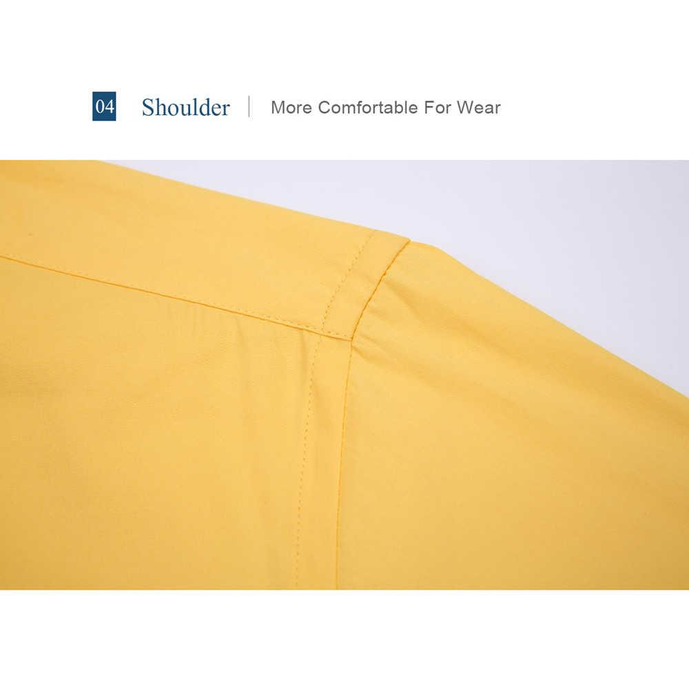 Али мужские s & Gentle Мужские s французская запонка платье рубашка мужская с длинным рукавом Одноцветный полосатый стильная запонка включает в себя 2019 Мода Новинка