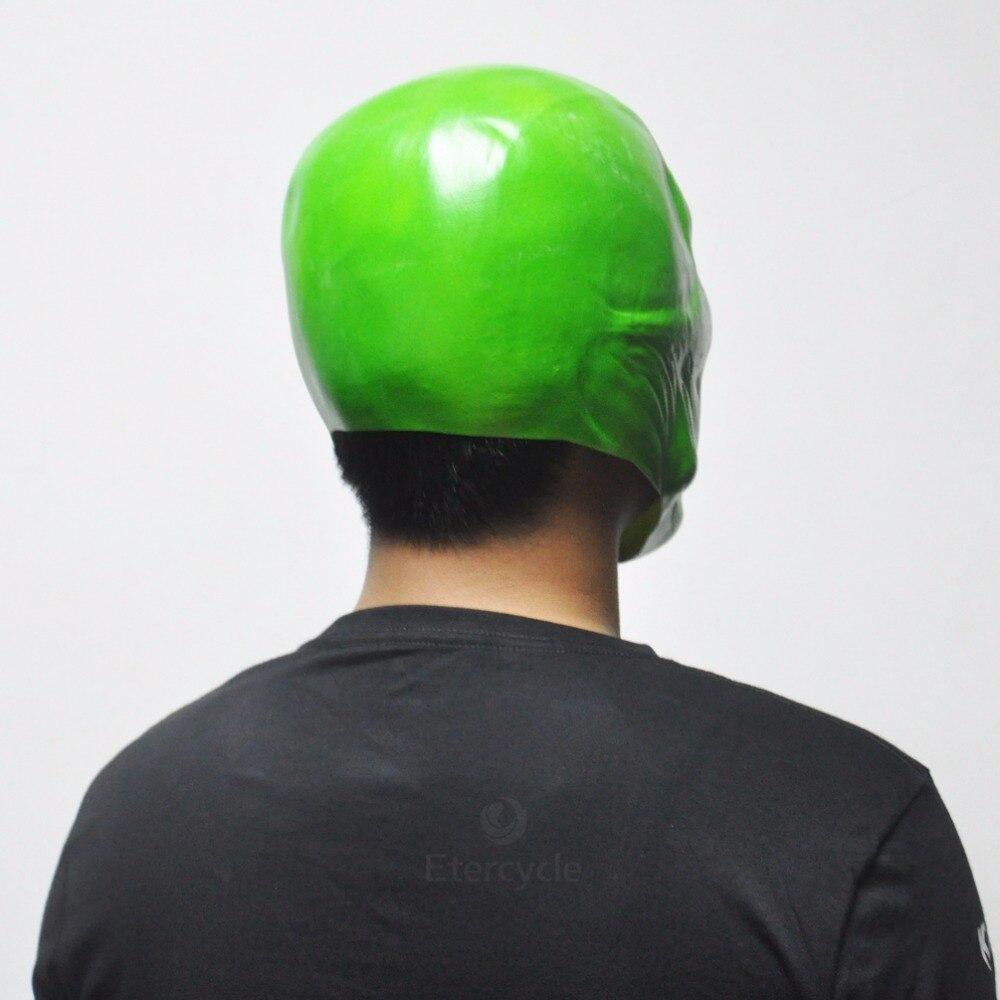 Online Shop The Mask Jim Carrey Masks Halloween Adult Latex Mask ...