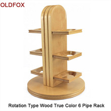OLDFOX New and Hot Peterson Rotation Type Tobacco Pipe Racks