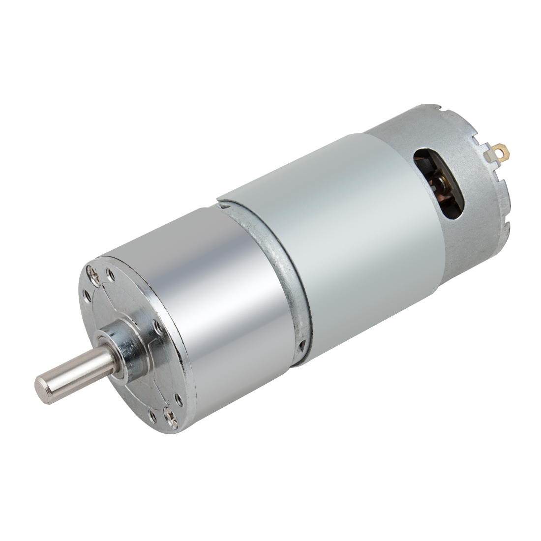 UXCELL 12V 300Rpm Gear Box Motor Speed Reduction Electrical Gearbox Centric Output Shaft