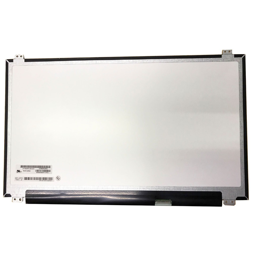 """15.6"""" LED LCD Screen For Lenovo ThinkPad E580 20Sk Laptop Matrix 1920x1080 FHD IPS 30 Pins Display Tested Panel Replacement"""